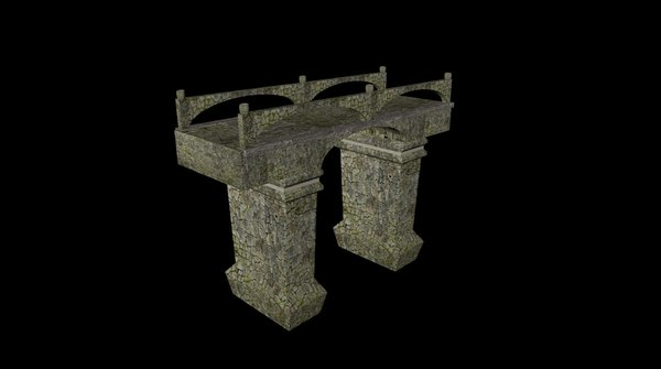 free ponte anakonda 3d model