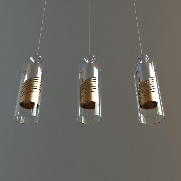 chandelier pendant 3d max