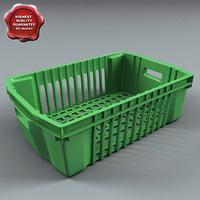 Box Plastic Container