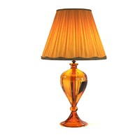 Italamp murano 8054 LG colored glass table lamp