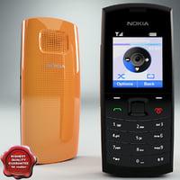 Nokia X1 yellow