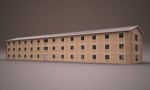 3d prefabricated building