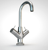 tap faucet 3d 3ds