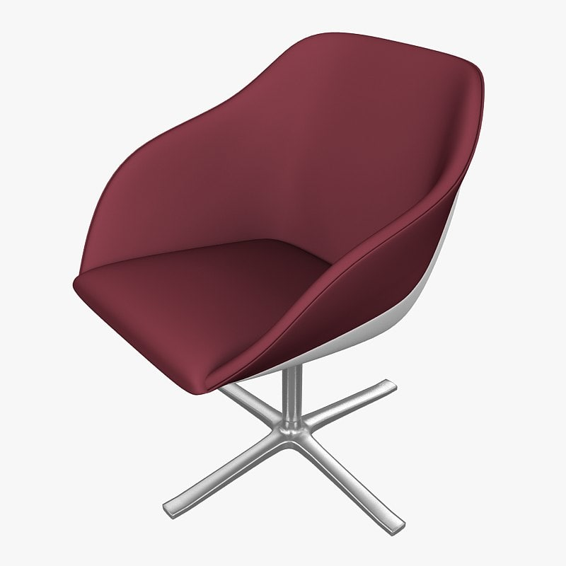 3d armchair walter knoll model