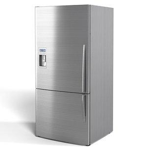 3d fridge fischer paykel