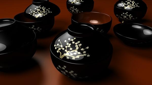 max traditional japanese miso bowl