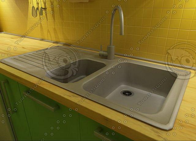 kitchen sink double max