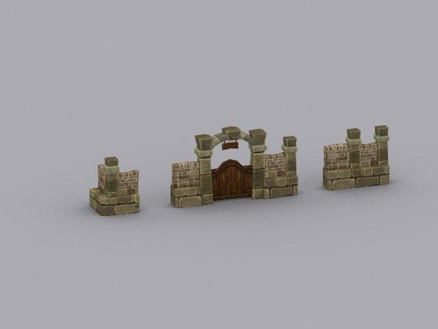max fantasy building stone