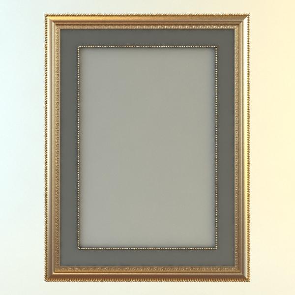 3d picture frame rectangular