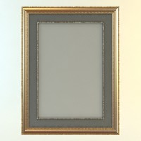 3d picture frame rectangular