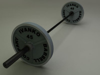 ivanko barbell max