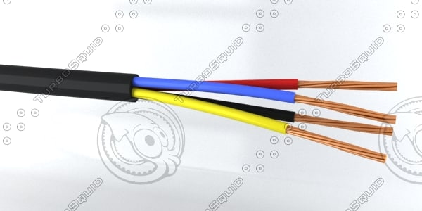 3ds 4 core cable