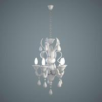 3dsmax murano chandelier