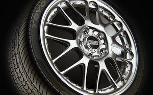 maya bbs wheel rim tire