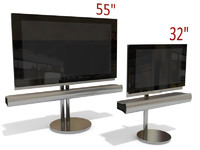 3ds max tv bang olufsen beovision
