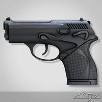 3d gun beretta 9000