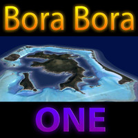 bora landscape 3d ma