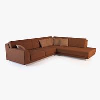 max modern corner sofa