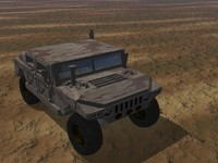 Humvee (Affordable!)