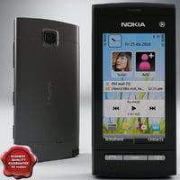 Nokia 5250 grey
