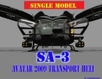 AVATAR 2009 SA 3 Samson Singlemodel