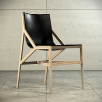 3d pilotta dining chair