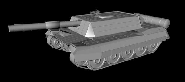 free c4d mode tank
