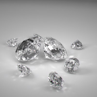 3ds max diamond
