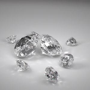 3ds max diamond