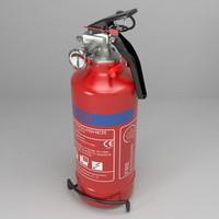 maya extinguisher