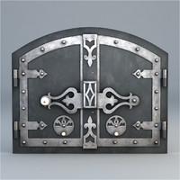 Furnace Door 1