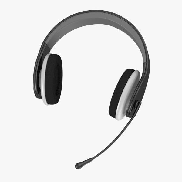 maya headphones microphone