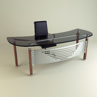 office chair desk 3d max
