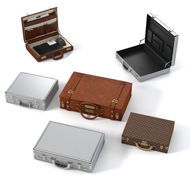 max set case briefcase