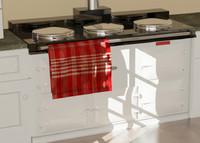aga kitchen 3d max