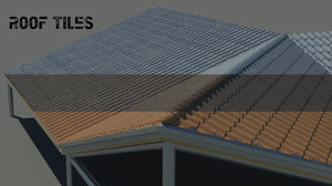 max roof tiles