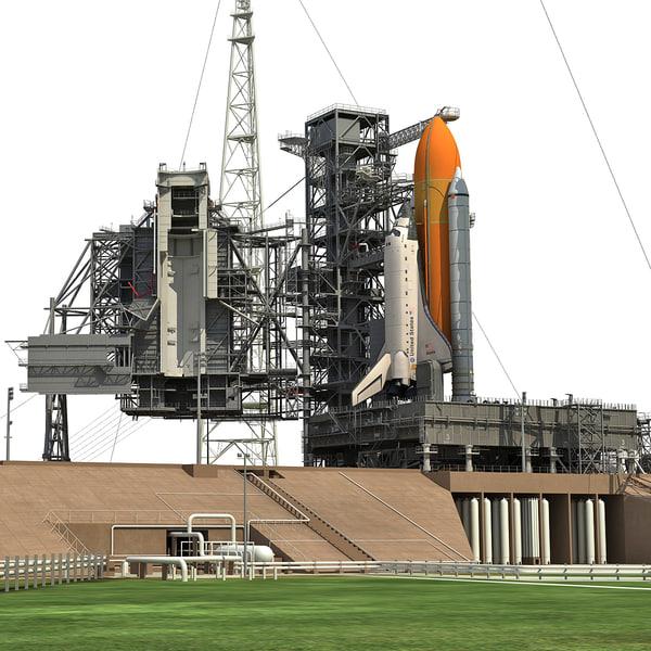 max nasa launch complex 39b