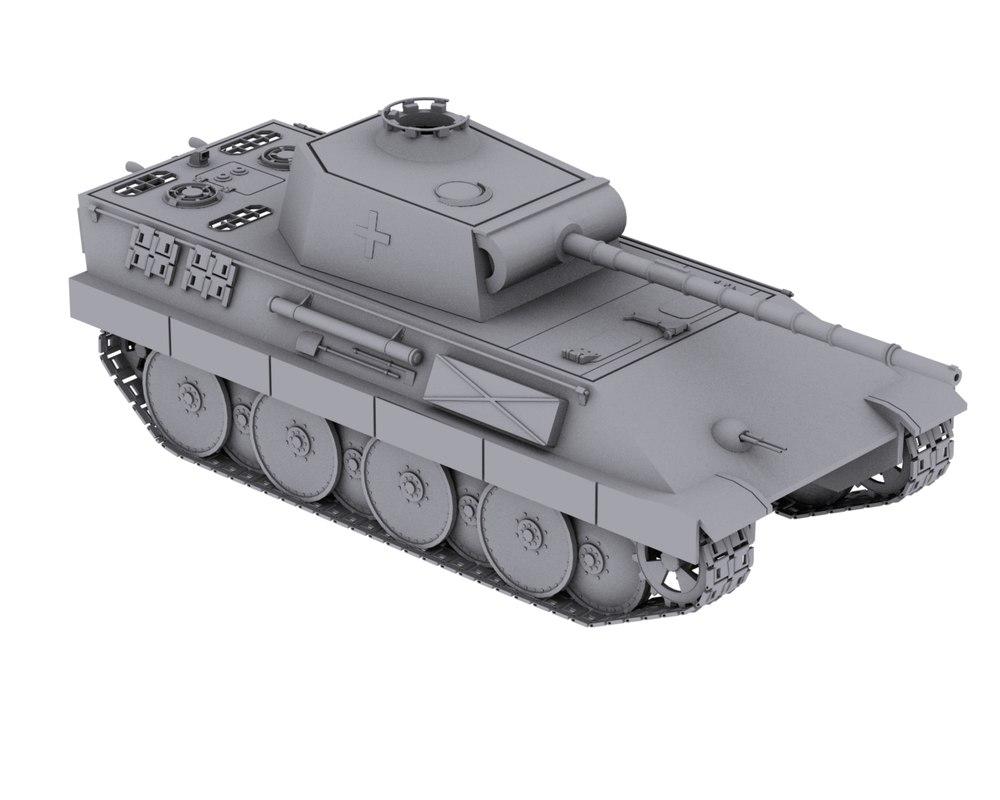 max tank v panther
