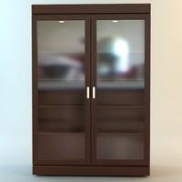 Bookshelf Cabinet Vitrine