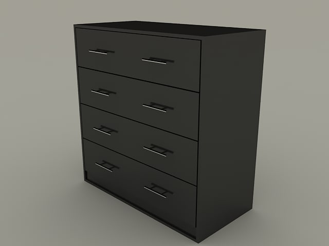 3d max drawer
