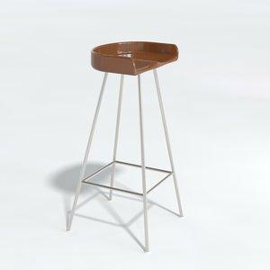obj bar stool