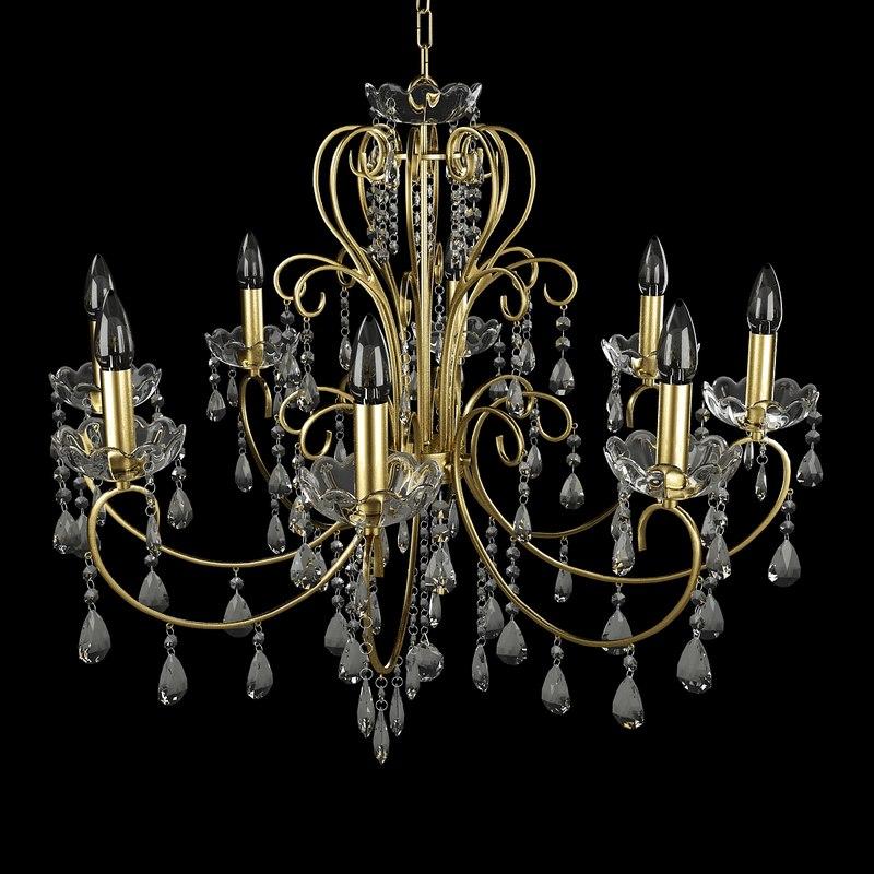 3dsmax lamps chandelier