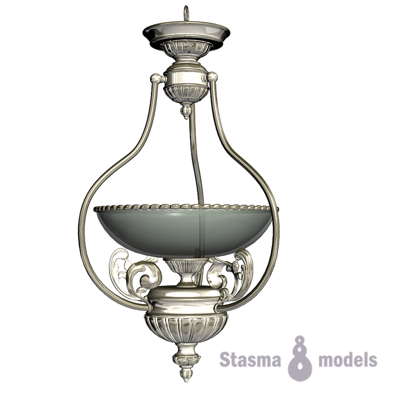 riperlamp bahia 3d max