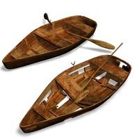maya row boats