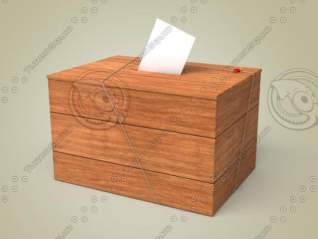 max box ballot voting