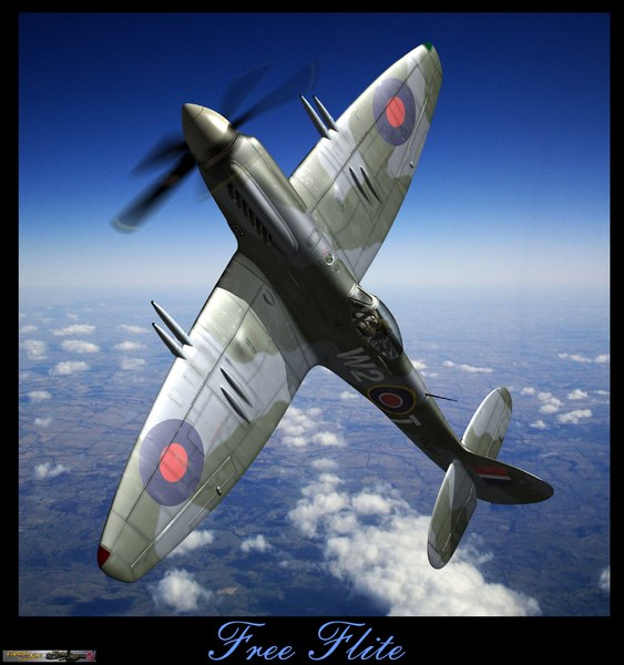lwo spitfire wwii