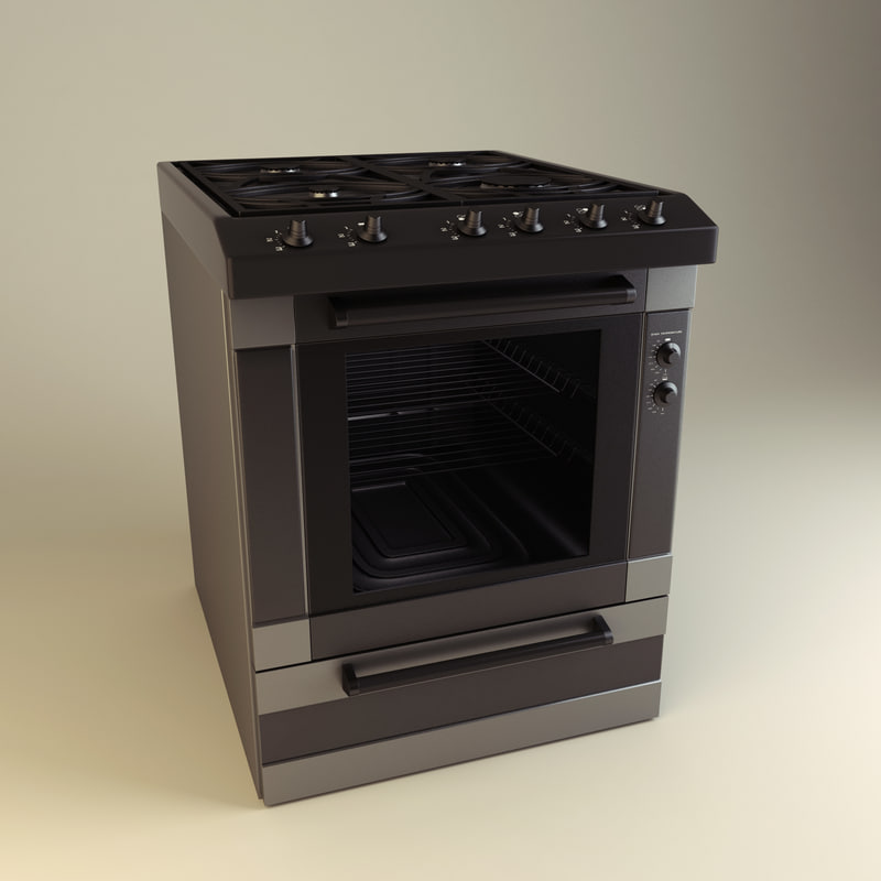 kitchen range max