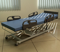 Hospital bed 02