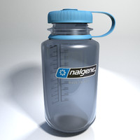 Nalgene Bottle (Clear)