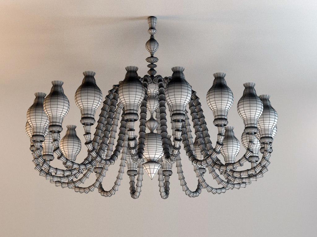 Chandelier 3d max venini chandelier 3d max arubaitofo Gallery